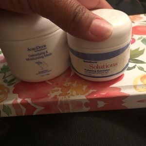 SeneGence Detoxifying mask & polishing exfoliator